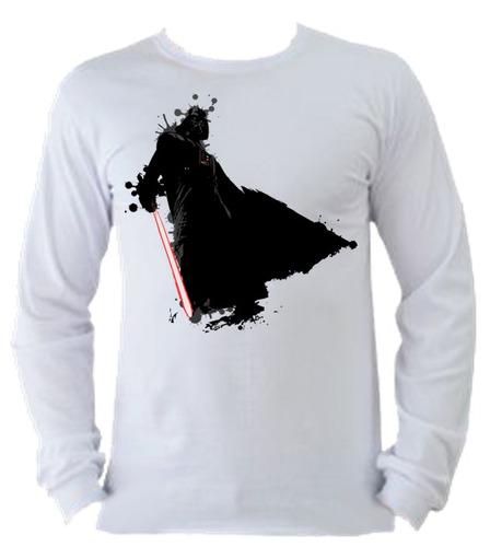 camiseta allsgeek adulto manga longa star wars 08