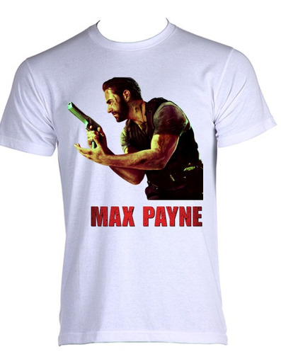 camiseta allsgeek adulto max payne 02