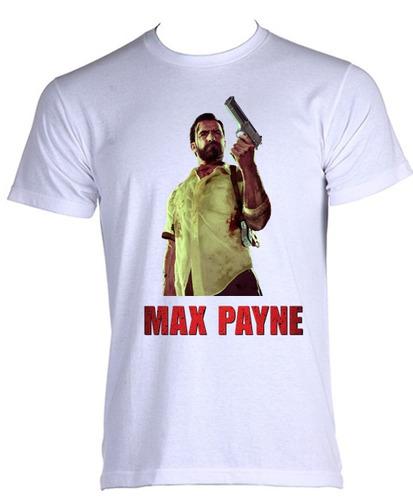 camiseta allsgeek adulto max payne 06