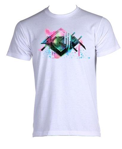 camiseta allsgeek adulto skrillex dj games 014