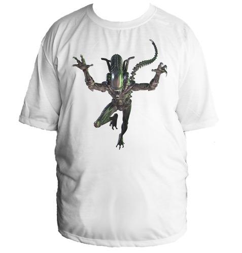 camiseta allsgeek alien oitavo passageiro tamanho especial 1