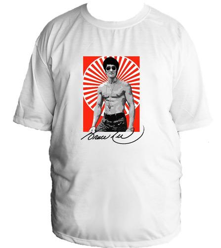camiseta allsgeek bruce lee tamanho especial 01