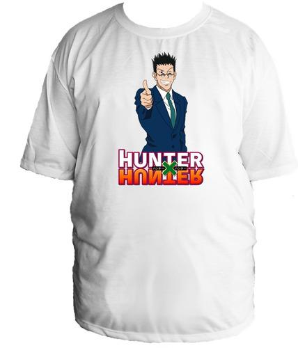 camiseta allsgeek hunter x hunter killua tamanho especial 05