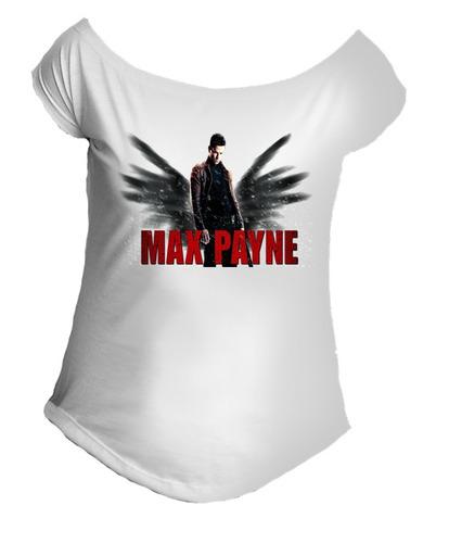 camiseta allsgeek max payne jogo fps gola canoa 004