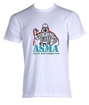 camiseta allsgeek star wars - asma - do p ao gg