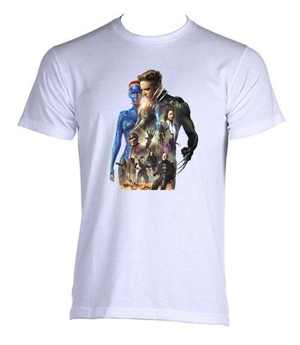 camiseta allsgeek x-men x men  - marvel - pronta entrega  01