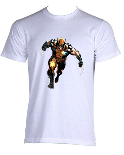 camiseta allsgeek x-men x men  - marvel - pronta entrega  03