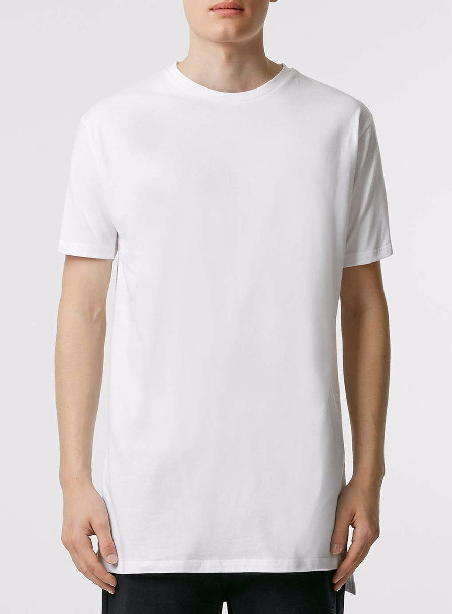 8500f633b Camiseta Alongada Swag Oversized Masculina Longline - R  19