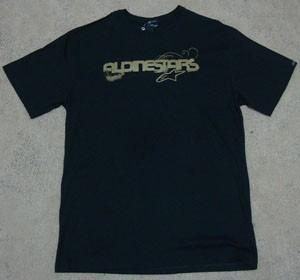 camiseta alpinestars decco (promoção)