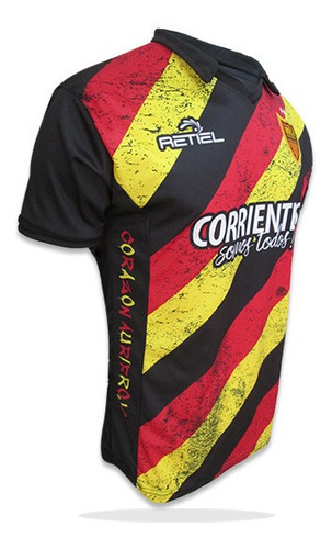 camiseta alterna 1 boca unidos retiel 2019/20
