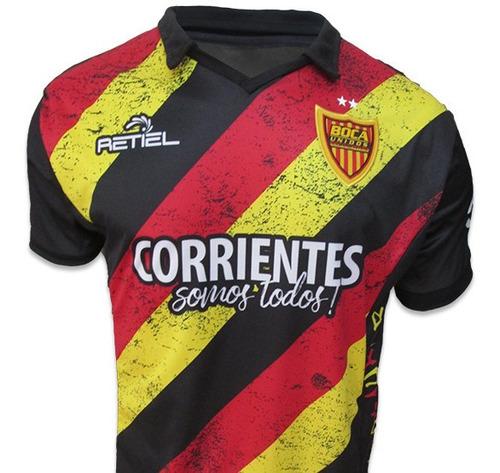 camiseta alterna 1 boca unidos retiel 2019/20 en 6 cuotas