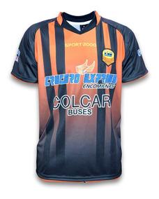 fba49ebcccdb5c Camiseta Nec Nijmegen - Camisetas de 2000 Negro en Mercado Libre ...