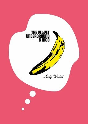camiseta alternativa rock velvet underground and nico/wharol