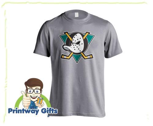 03f8e1f8e Camiseta Anaheim Duck 2 - Nhl - Temos Todos Os Times! - R  39