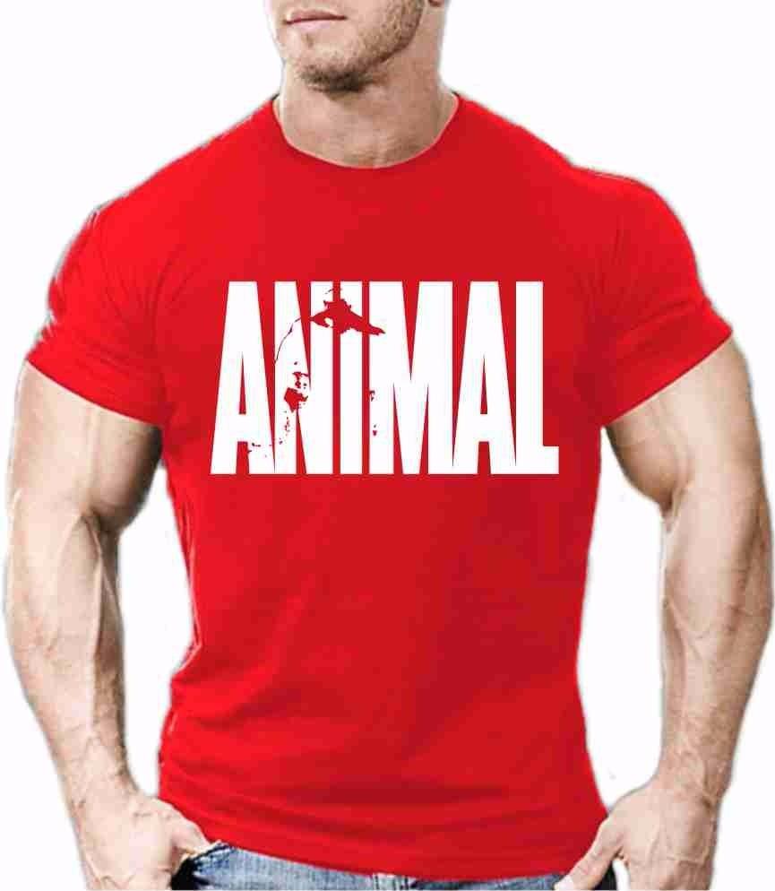 0d9f89677863e camiseta animal camisa malhar academia treino musculação. Carregando zoom.