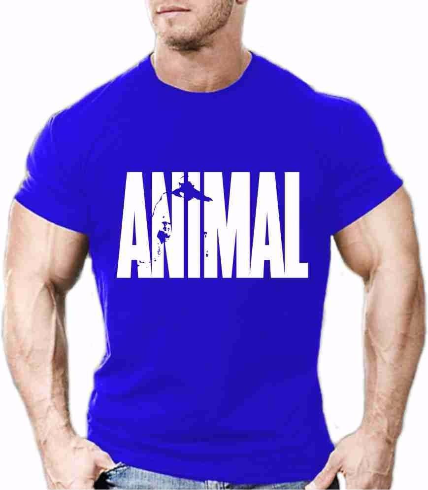 8afc4d63d1d97 camiseta animal camisa malhar treino academia musculação. Carregando zoom.