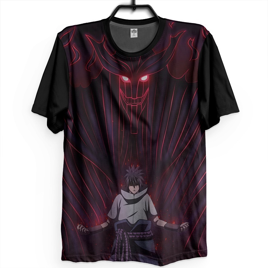 c5f4b9e2a camiseta anime naruto shippuden sasuke susanoo dark geek 3d. Carregando  zoom.