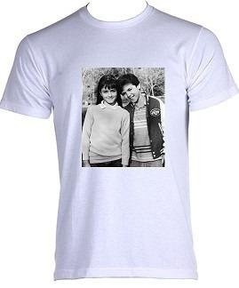 camiseta anos incríveis c - seriado anos 80 - do p ao gg