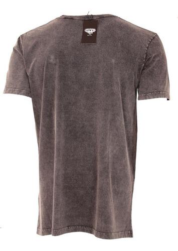 camiseta anti social kombi stoned black