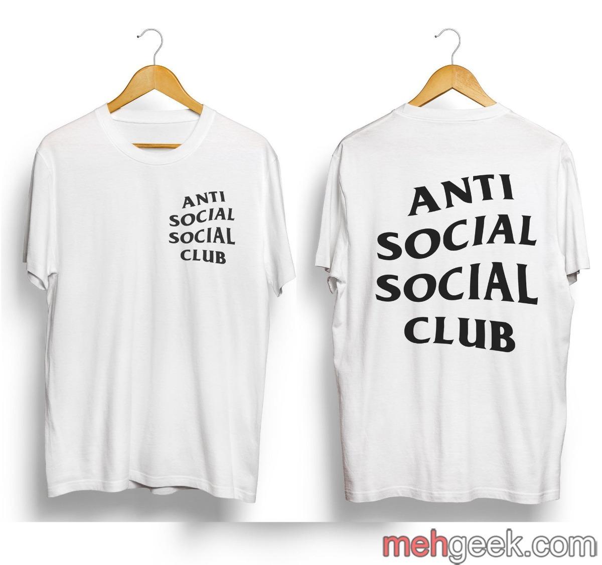 bac989ce2d9d2 camiseta antisocial social anti social club polo estandar. Cargando zoom.