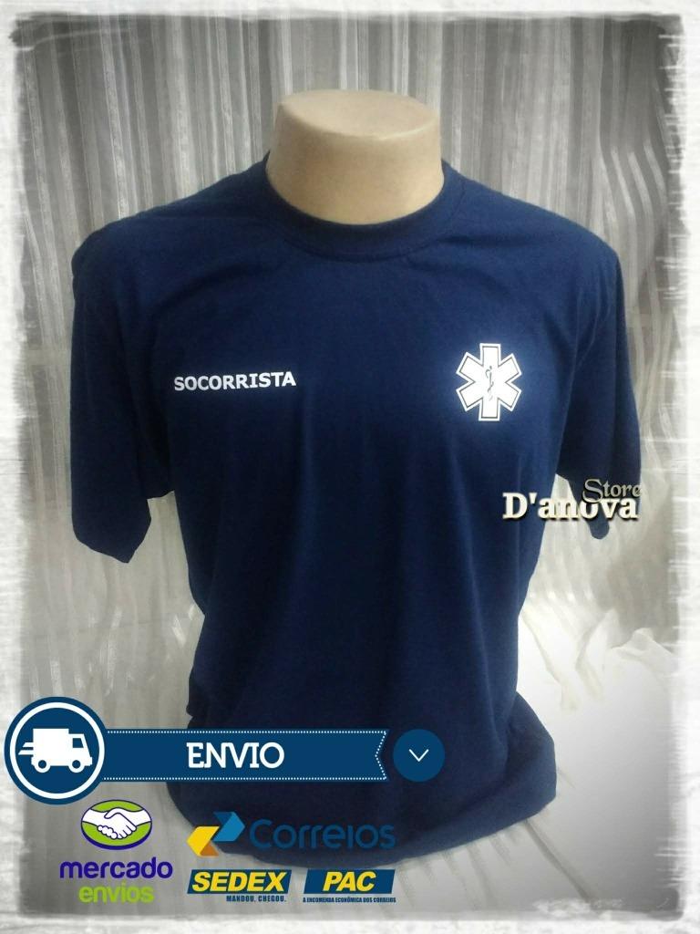 c8708ff4d9 camiseta aph socorrista enfermagem médico médica enfermeira. Carregando  zoom.