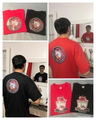 camiseta arena dos marrecos tamanho a sua escolha