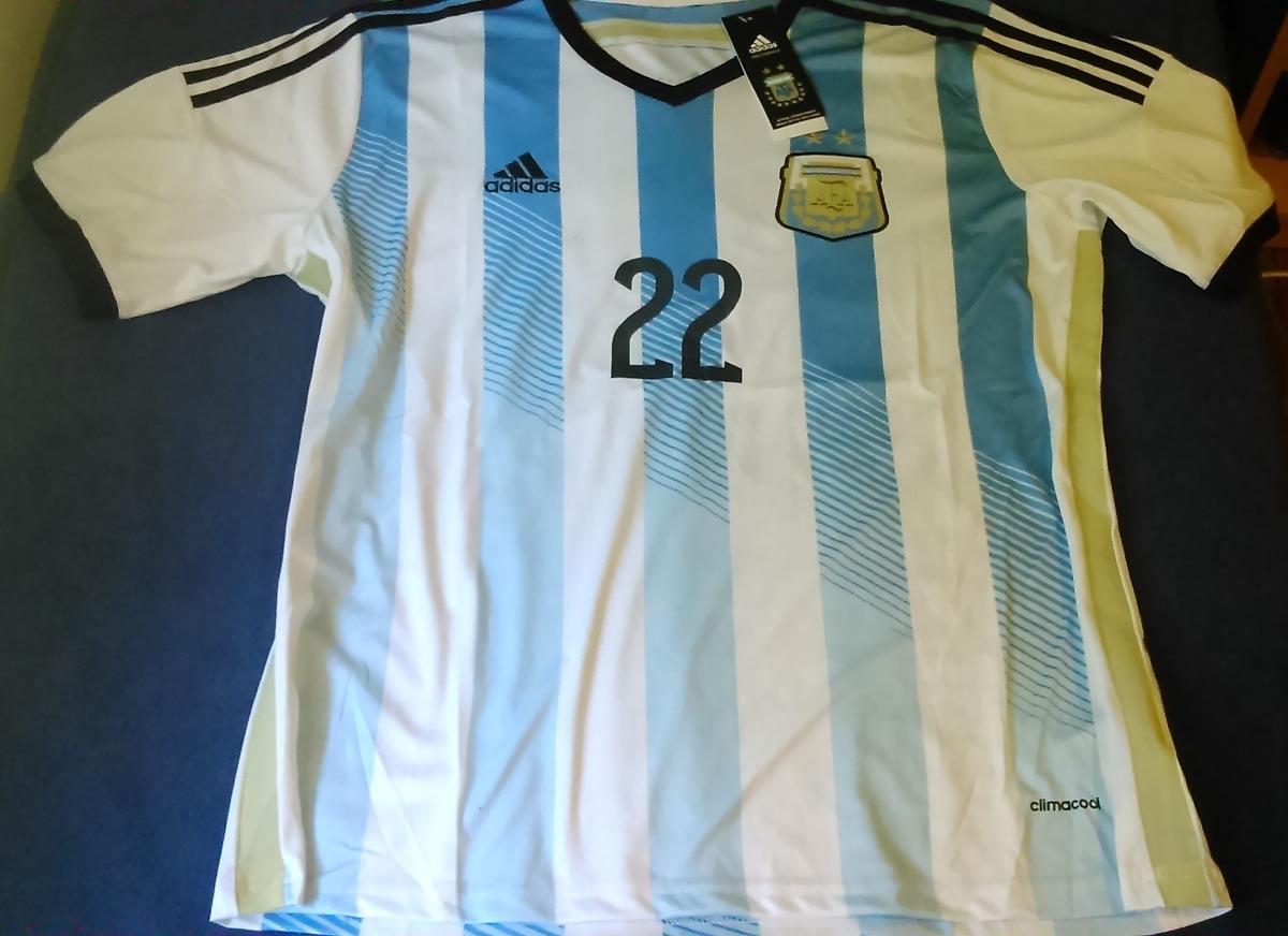 Camiseta Argentina Titular 2014 - Estampado   22 -   699 7dd0de307e53f