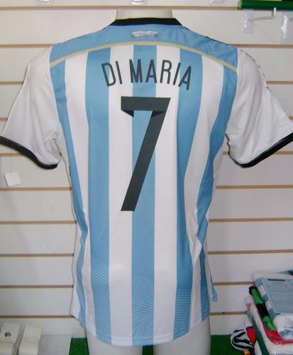 camiseta argentina 2015