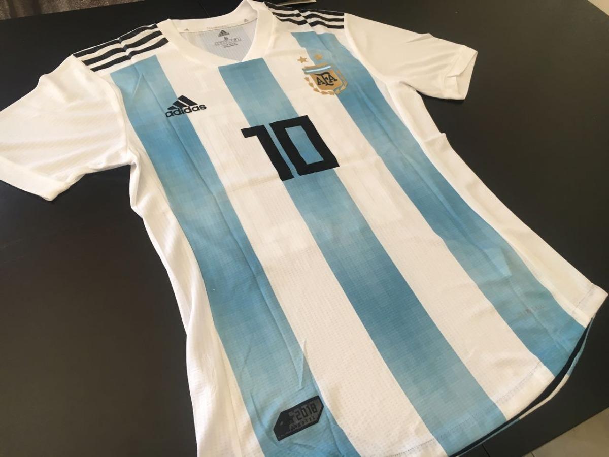 ... camiseta argentina 2018 rusia original climachill player. Cargando zoom.  big discount 68a3c 69bbc ... 0c09bdbd1bd63