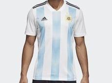 camiseta argentina 21 dybala rusia  2018 ho