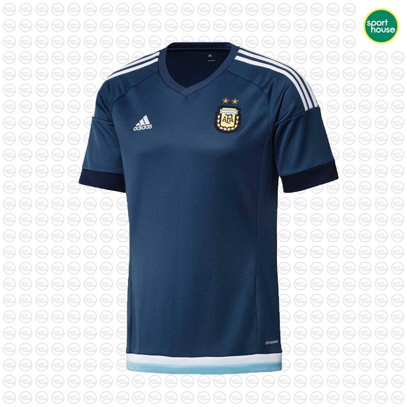 camiseta argentina adidas afa original 2017 original azul o. Cargando zoom. 2c88e779eb29a