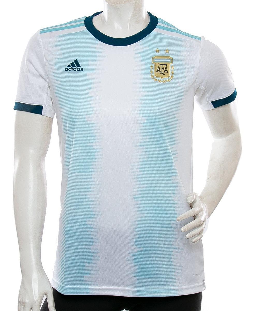 Camiseta Argentina Afa Mujer adidas