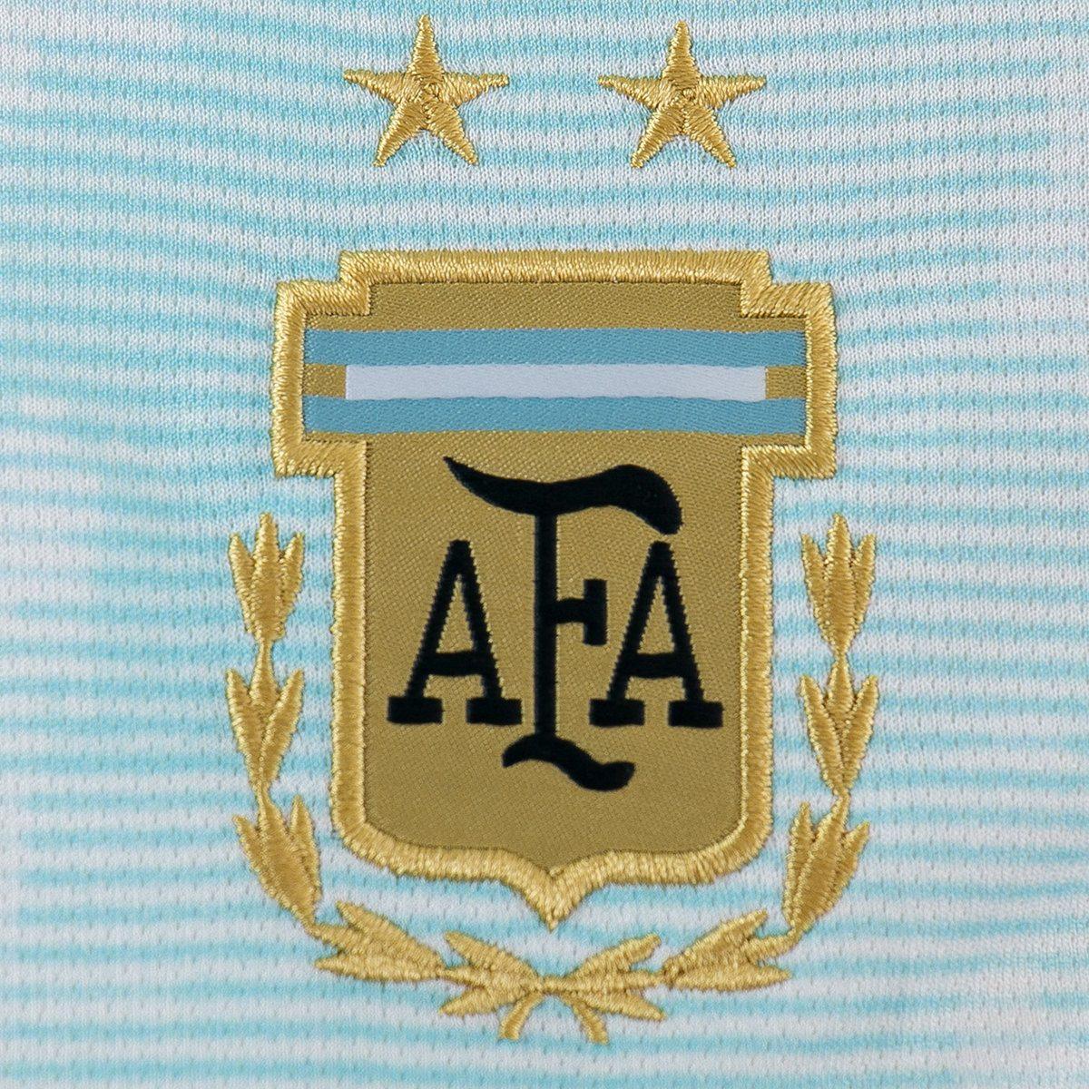 Camiseta Argentina Afa Mujer adidas Sport 78 Tienda Oficial