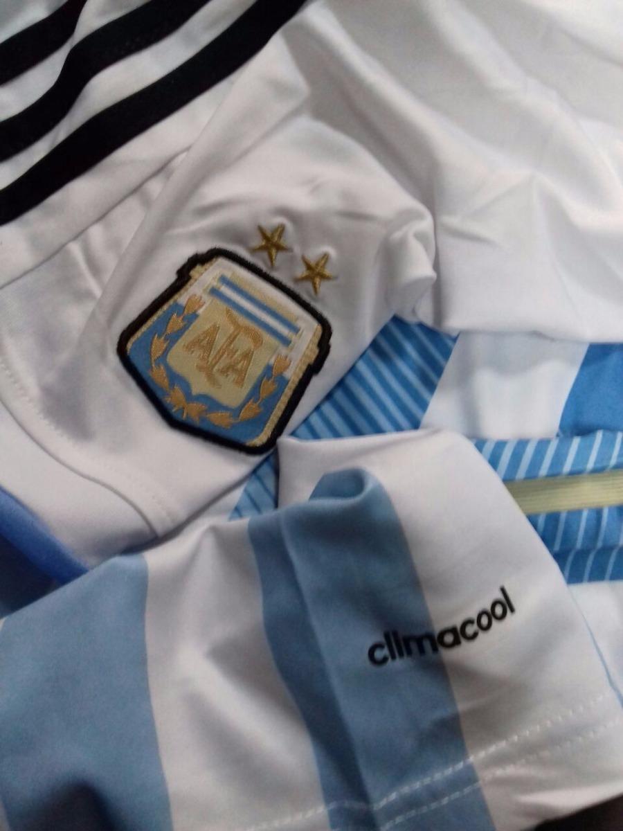 877729a053 camiseta argentina climacool titular o suplente mundial 2014. Cargando zoom.