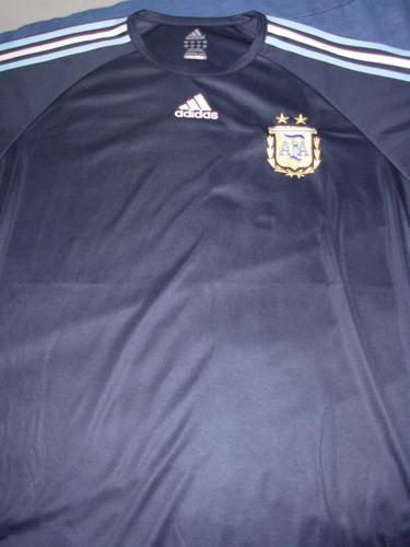 camiseta argentina entrenamiento!!! exclusiva!!!