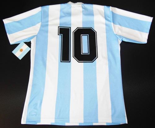 camiseta argentina maradona mexico 86 dorados sinaloa napoli