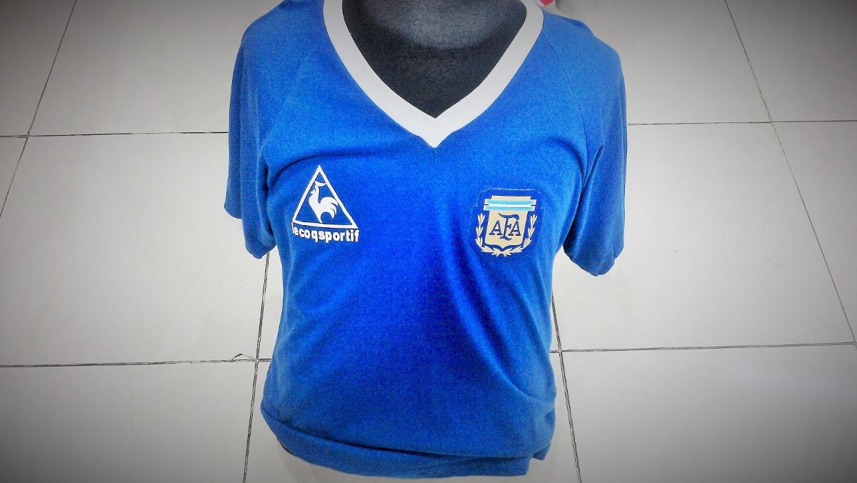 bd039f262d5ad camiseta argentina mexico 86 azul. Cargando zoom.