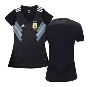 Argentina Camiseta Mujer Mundial 2018 Rusia 7vbYgfy6