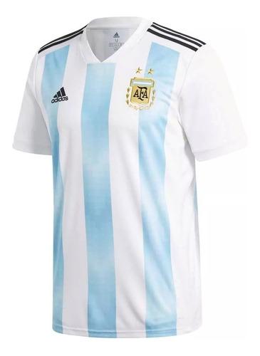 camiseta argentina original  adidas  mundial 2018 climalite