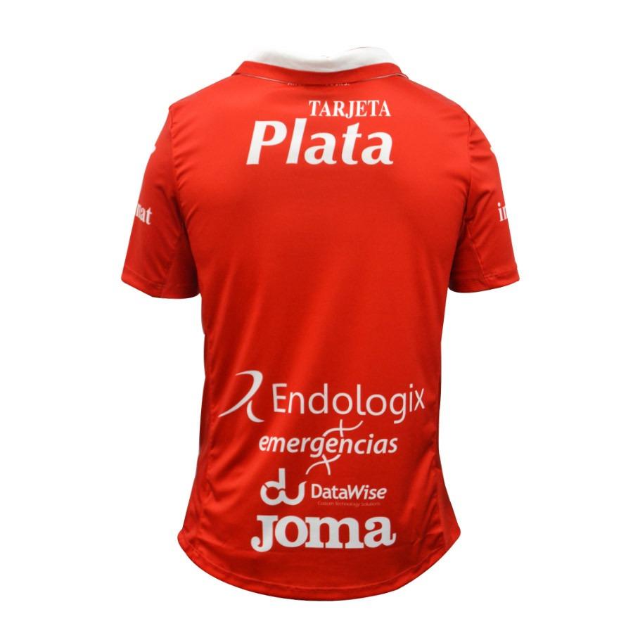 Camiseta Joma Titular Argentinos Juniors 2016 Roja Futbol -   500 79c53159e5c1b