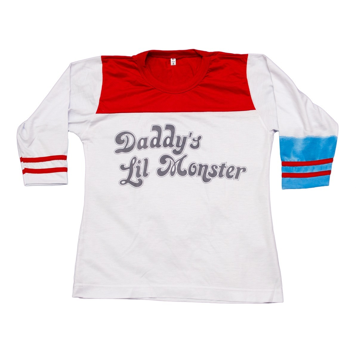 Camiseta arlequina infantil em mercado livre jpg 1200x1200 Camiseta  arlequina eb7dcaab59154
