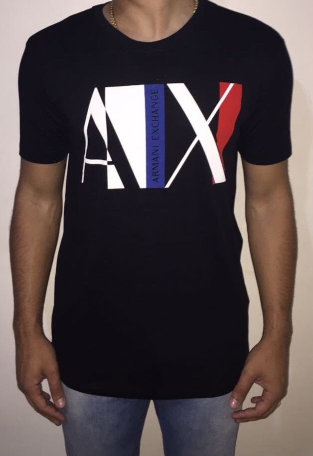 b4d5d0a43bf camiseta armani exchange original 2018. Carregando zoom.