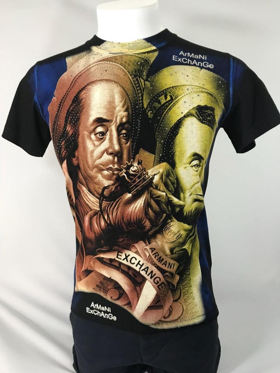 659353a67af camiseta armani exchange original 5. Carregando zoom.