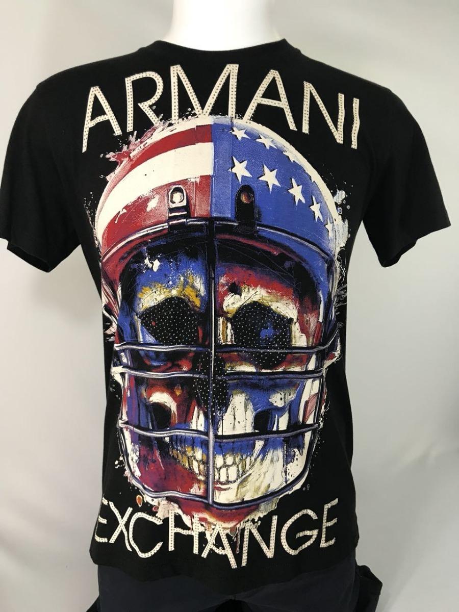 21b64d128c3 camiseta armani exchange original 9. Carregando zoom.