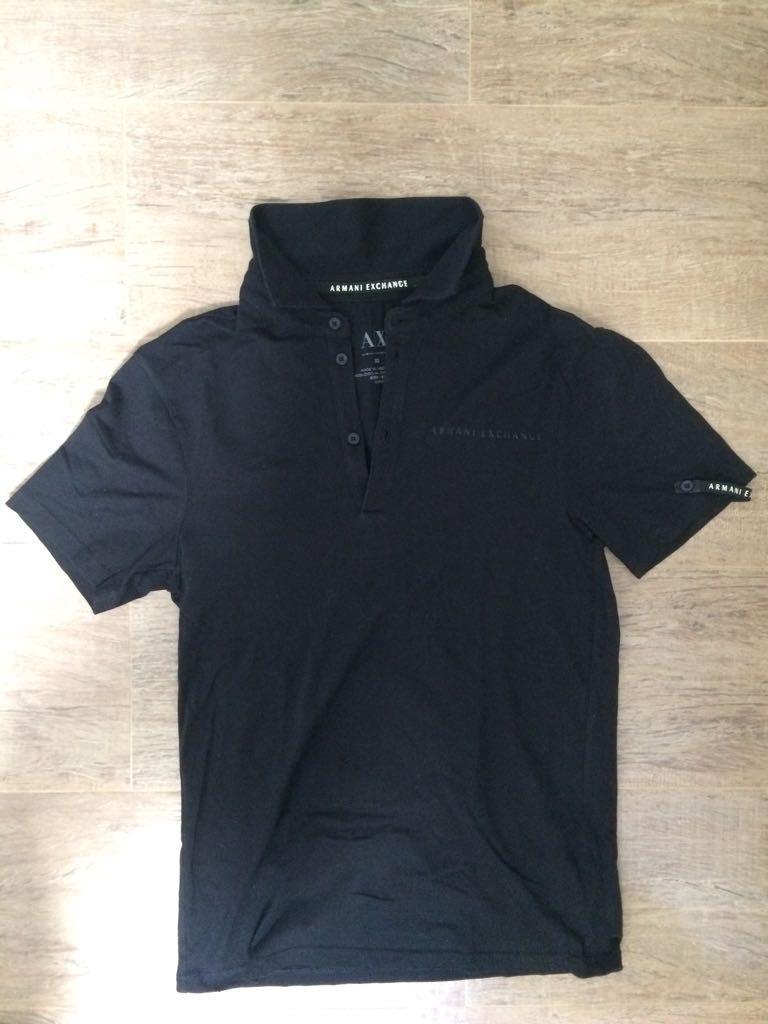 a1ec2f436e1 camiseta armani exchange original. Carregando zoom.