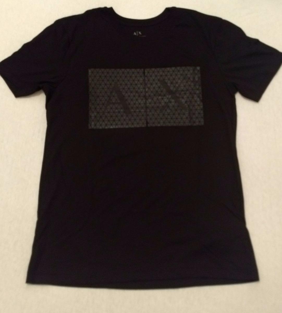 747f9d75654 camiseta armani exchange pima cotton  1204. Carregando zoom.