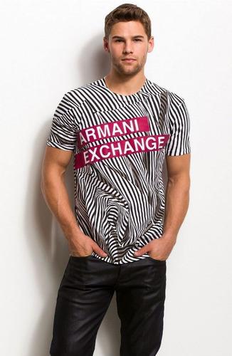 camiseta armani exchange ¡¡¡¡unica, exclusiva!!!!!