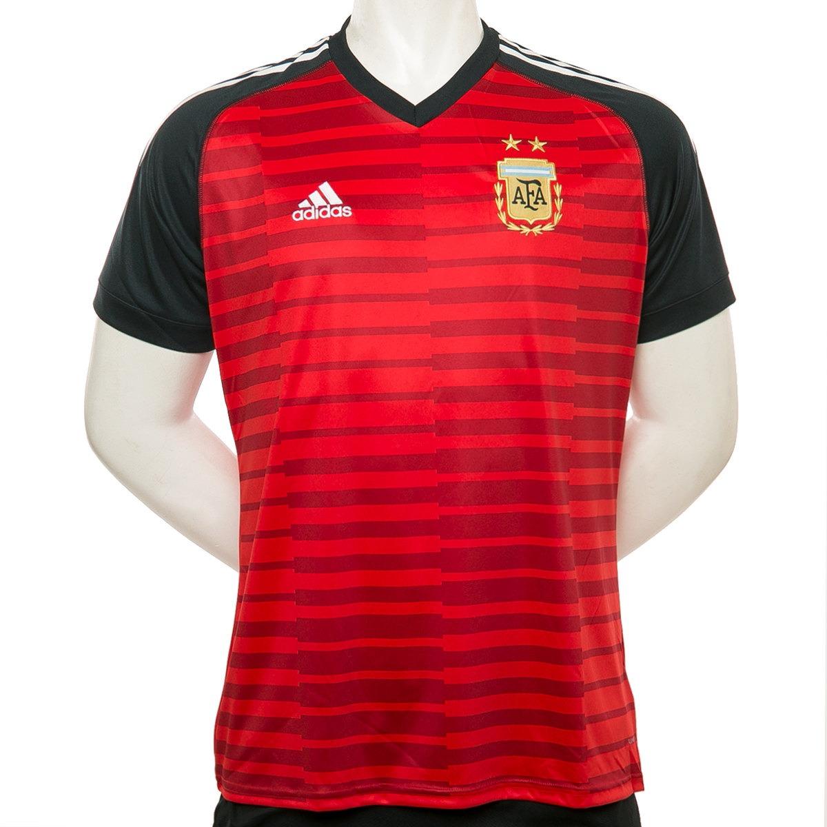 camiseta mundial adidas 2018