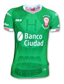 Camiseta Arquero Verde Huracan 2019 Original Tbs xWCrBedo
