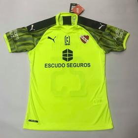 Camiseta Arquero Independiente De Juego 2019 Martin Campaña